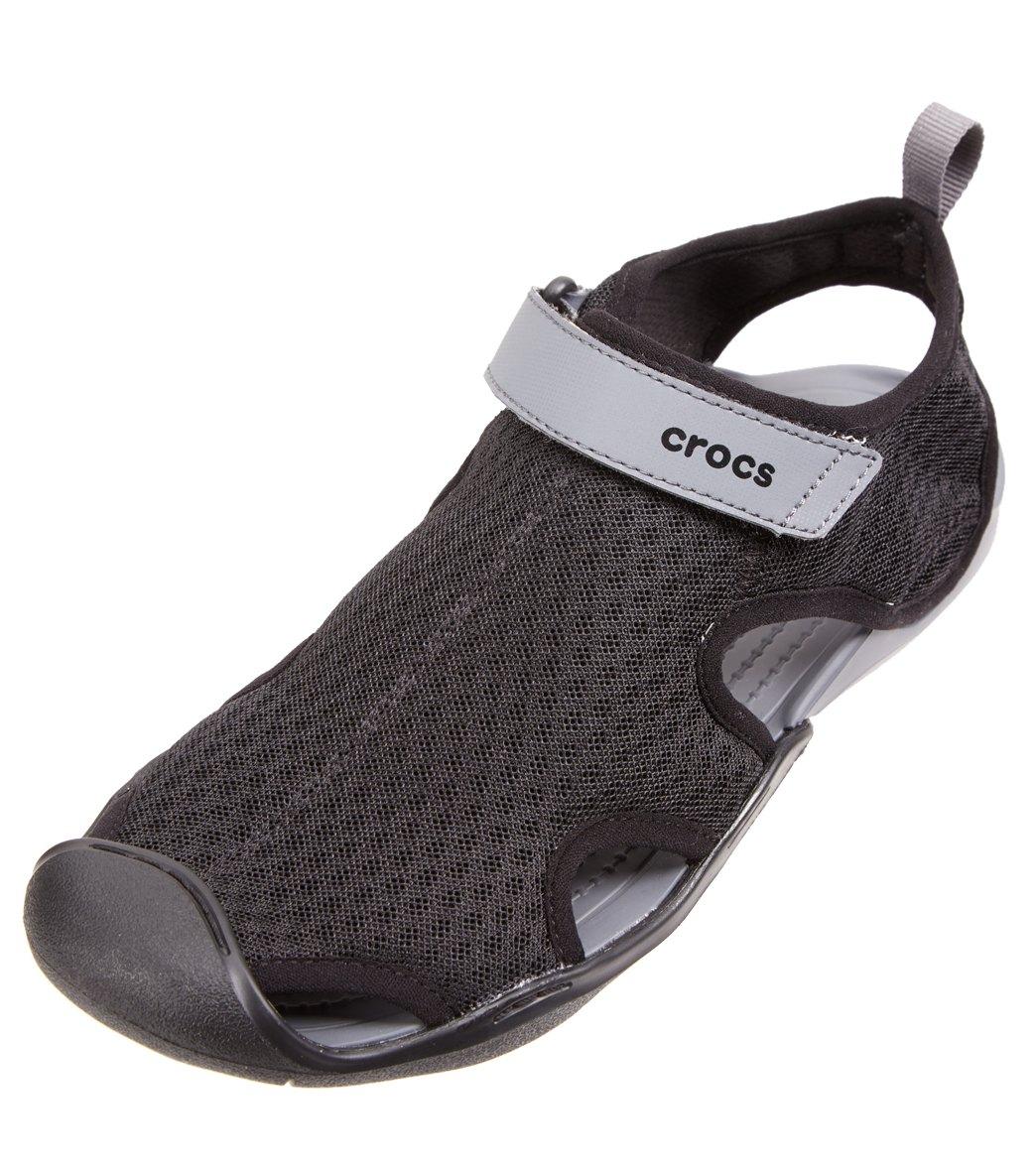 036dd3cccf37 Crocs Women s Swiftwater Mesh Water Shoe at SwimOutlet.com - Free Shipping