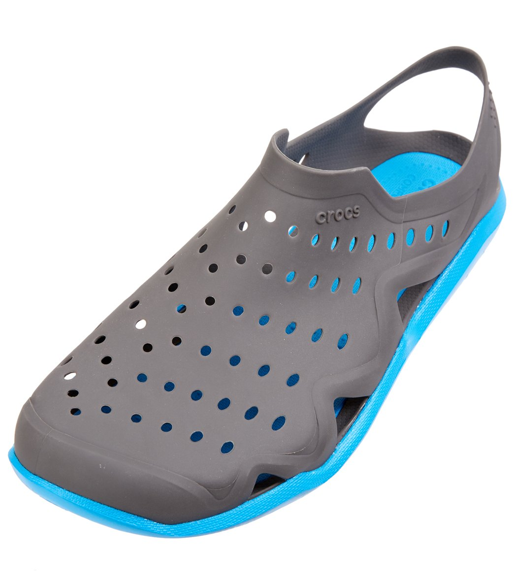 4c1cc80fb Crocs Men s Swiftwater Wave at SwimOutlet.com