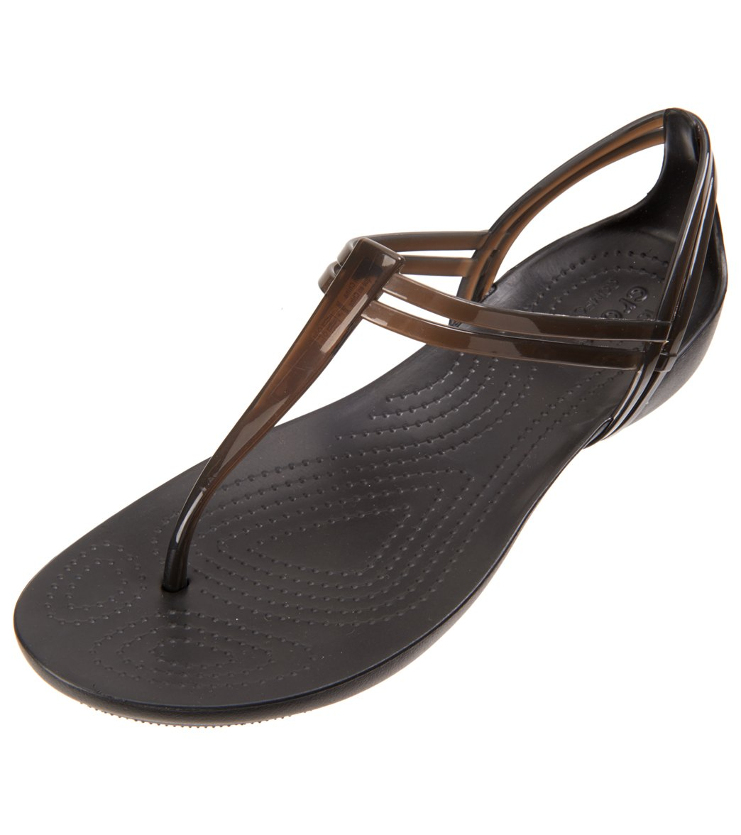 844648b2e72d Crocs Women s Crocs Isabella T-Strap at SwimOutlet.com