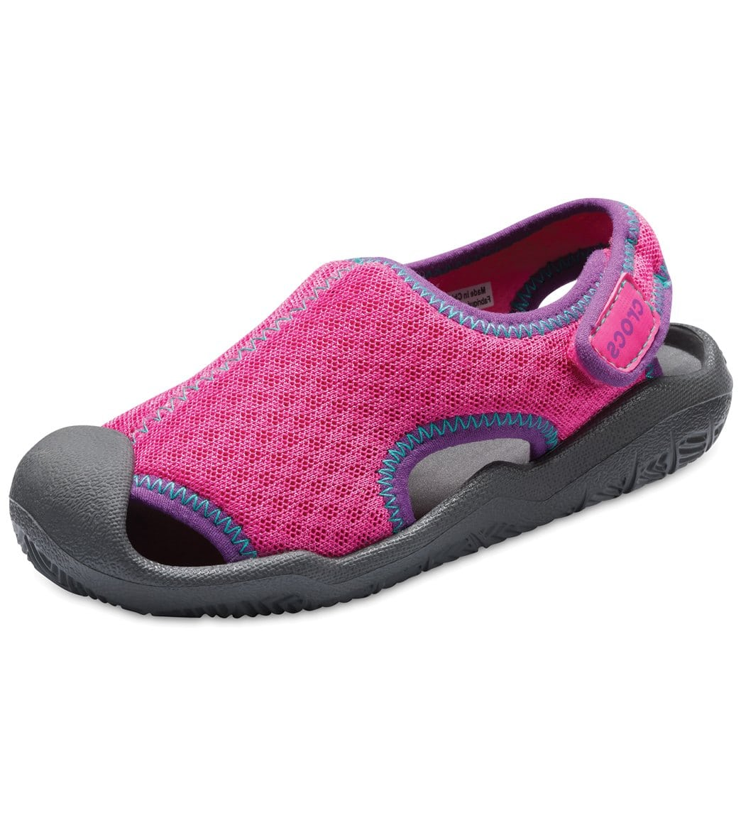 dad0993bac090 Crocs Kid s Swiftwater Sandal at SwimOutlet.com