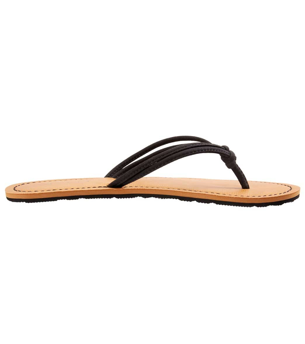bb37c0817a65a Volcom Women s Forever 3 Flip Flop at SwimOutlet.com