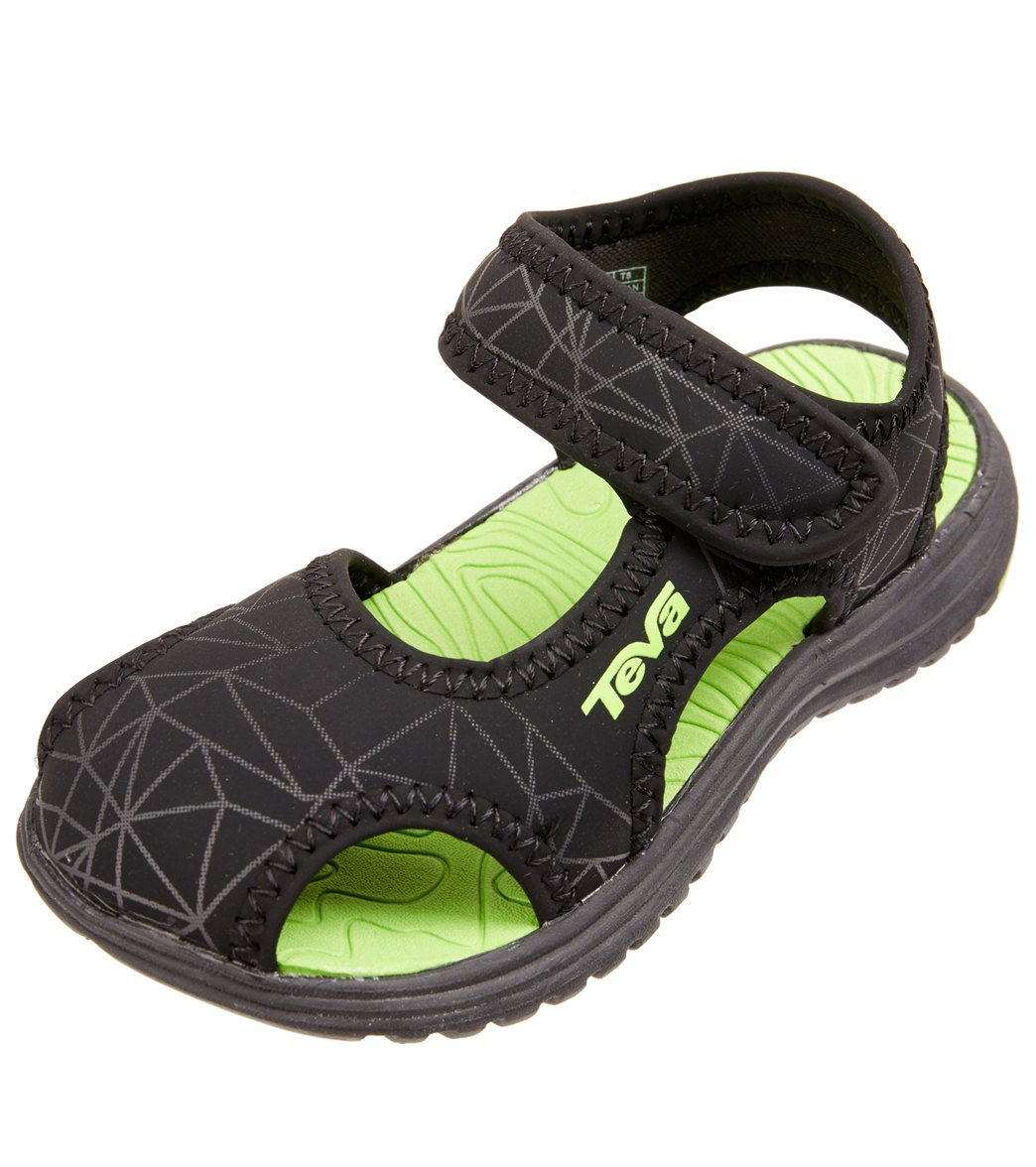 Teva Tidepool Toddler's Shoe Ct Water WorBxedC