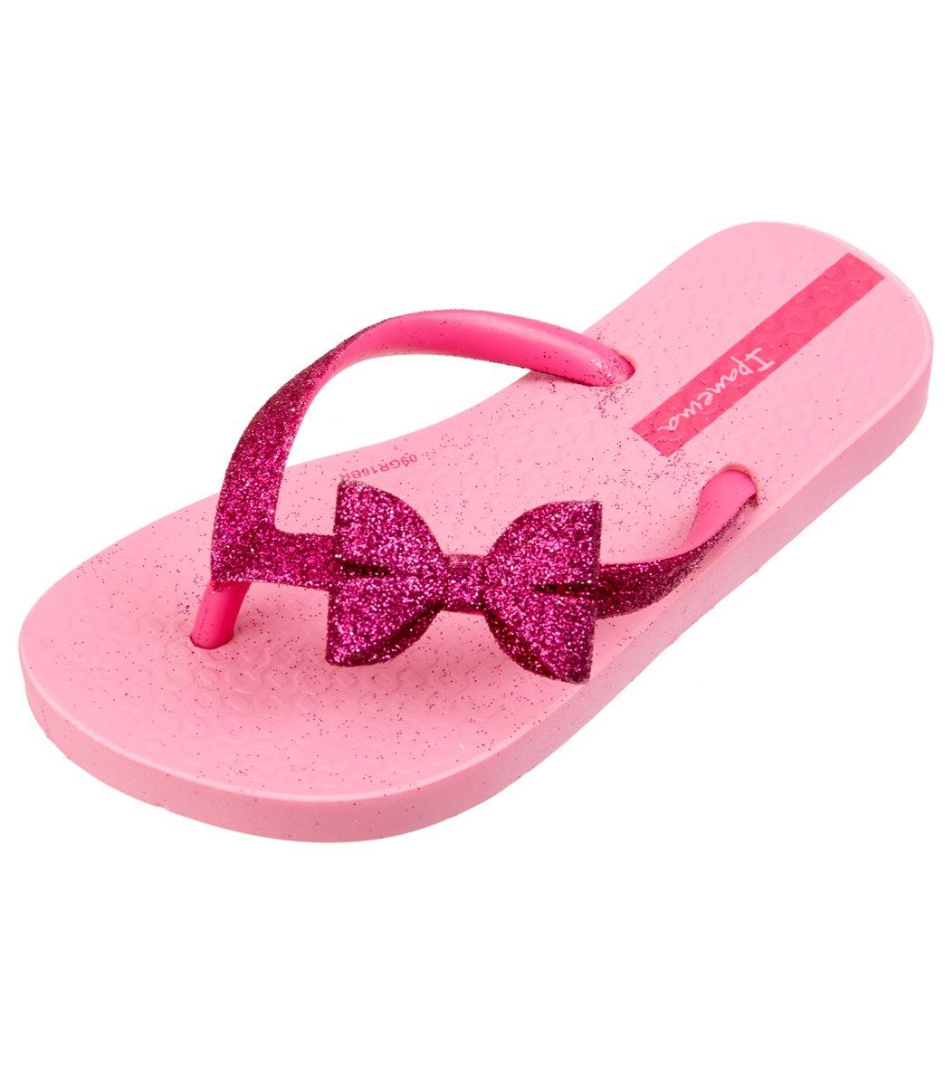 94e3750a295e64 Ipanema Girl s Glitter Kids Sandal IV at SwimOutlet.com