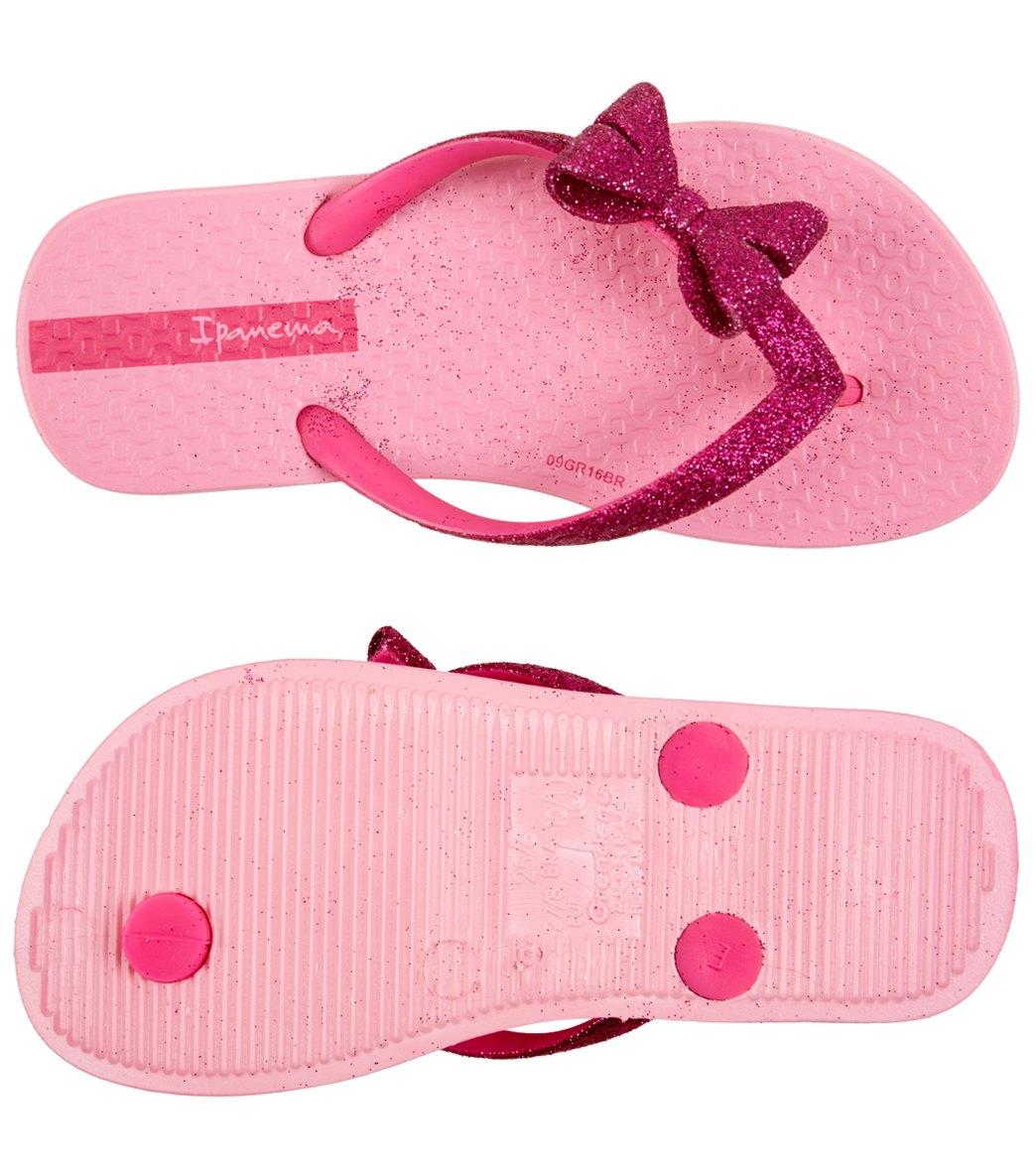 9e23147bd Ipanema Girl s Glitter Kids Sandal IV at SwimOutlet.com