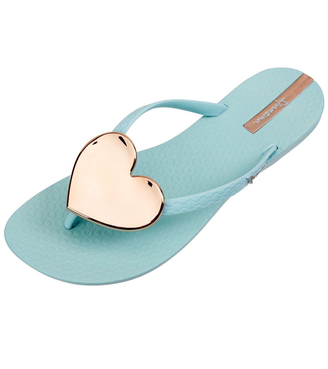 893b92c8f512 Ipanema Women s Wave Heart Flip Flop at SwimOutlet.com
