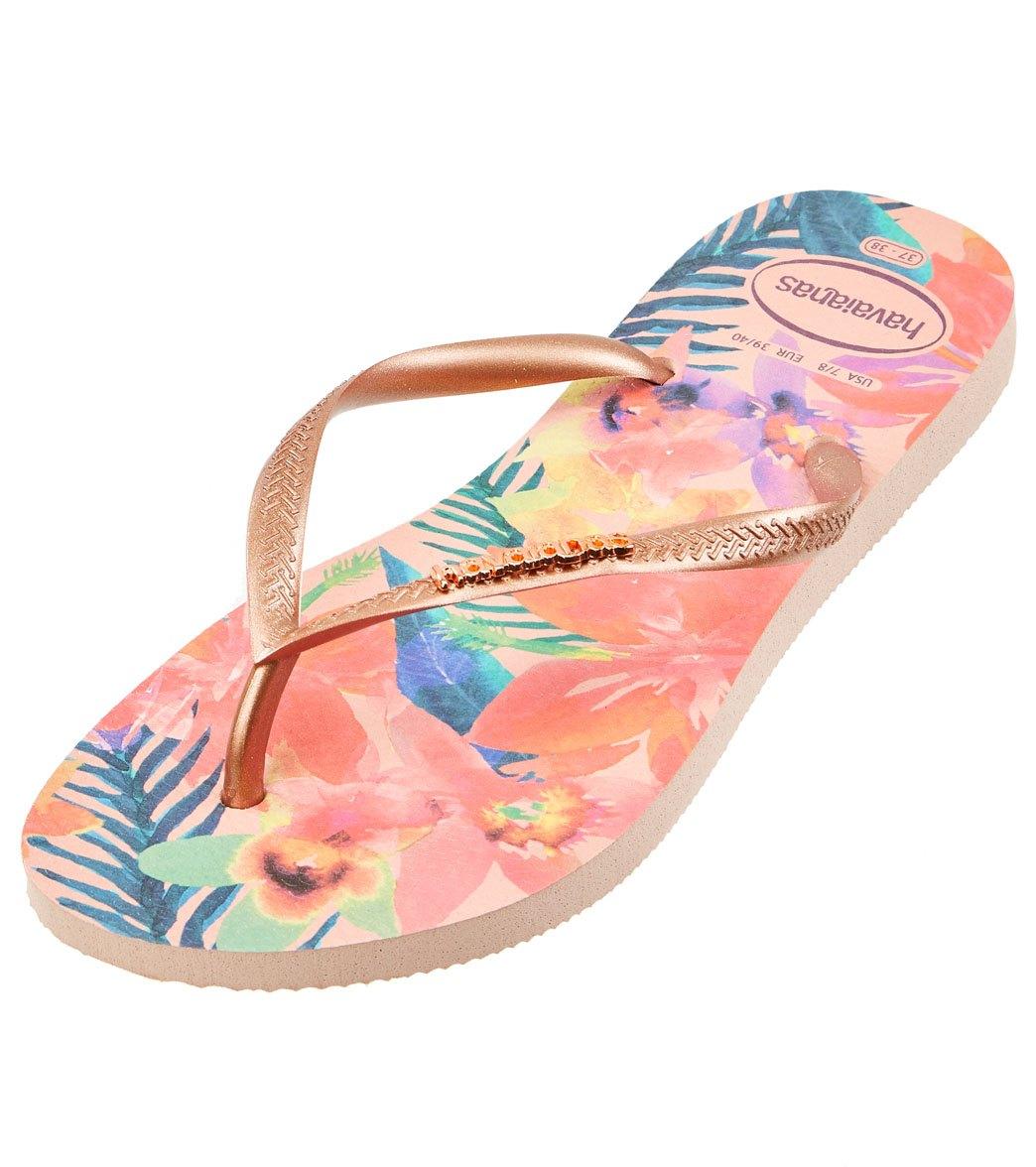 Havaianas Women s Slim Tropical Flip Flop at SwimOutlet.com e8681671c