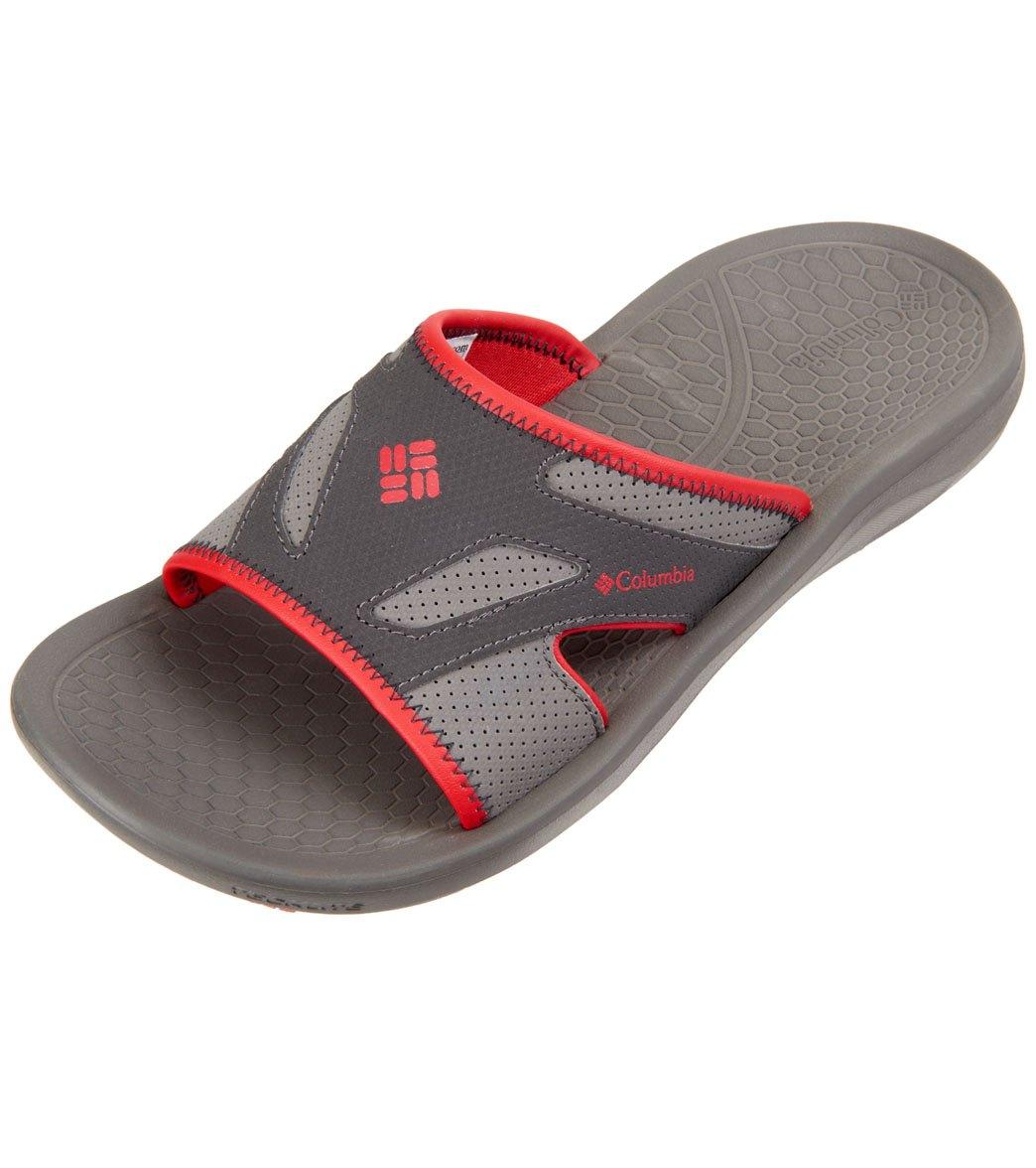 79949b26fdb Columbia Men s Techsun Slide Sandal at SwimOutlet.com