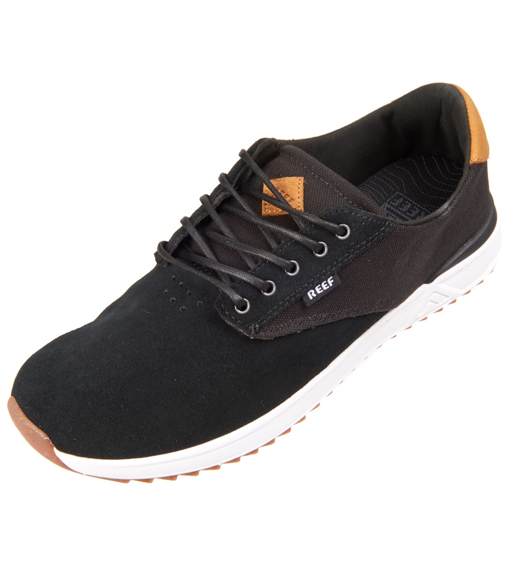 1ca349184f Reef Men s Mission Shoe at SwimOutlet.com - Free Shipping