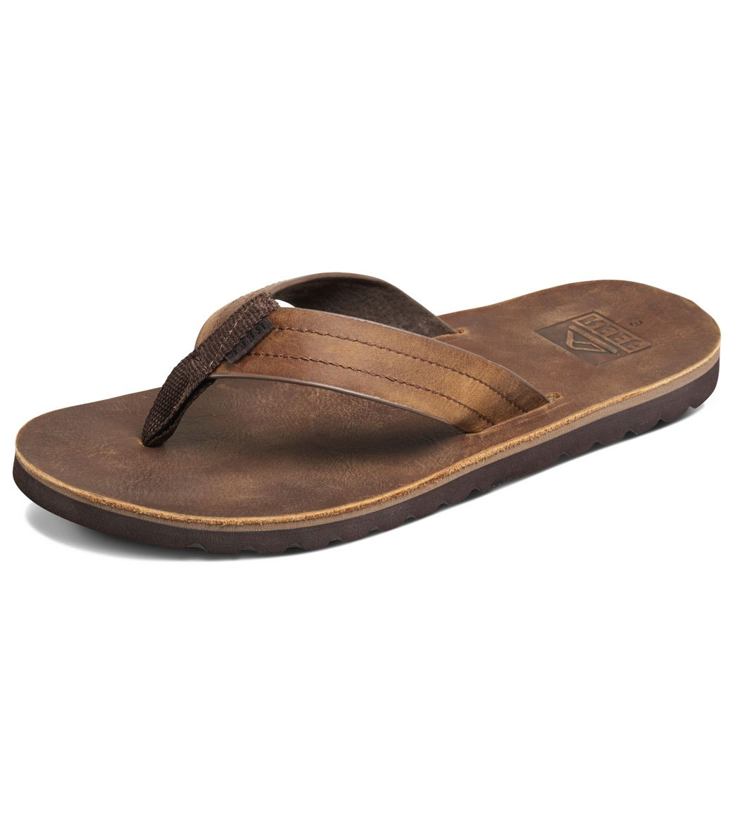 34258fc1b34ce9 Reef Men s Voyage LE Flip Flop at SwimOutlet.com - Free Shipping