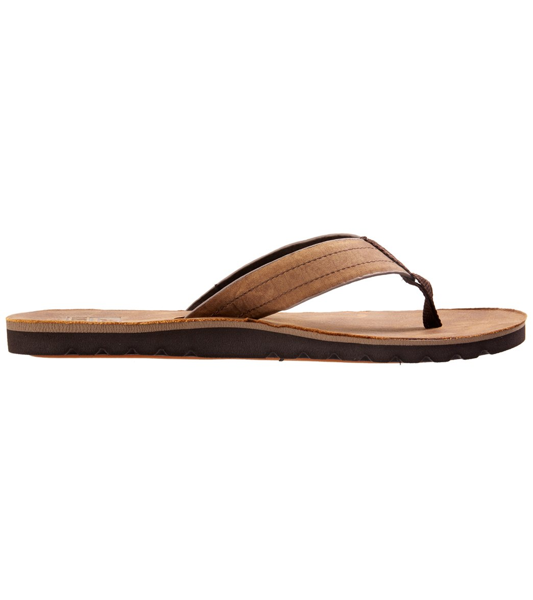 6920e5be32bb Reef Men s Voyage LE Flip Flop at SwimOutlet.com - Free Shipping