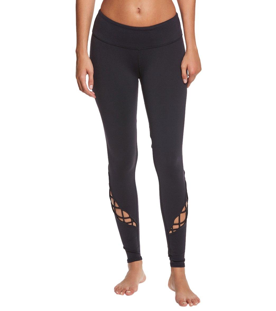 441417624e5a4 Alo Yoga Entwine Yoga Leggings at YogaOutlet.com - Free Shipping