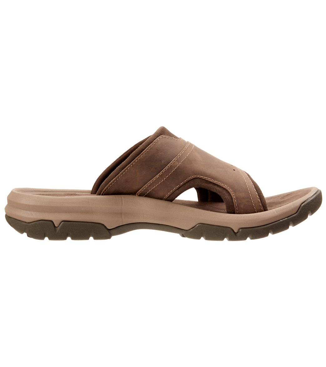 27becba28e7b Teva Men s Langdon Slide Sandal at SwimOutlet.com - Free Shipping