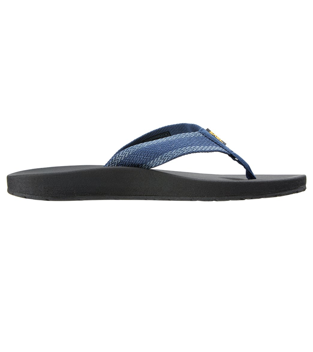 e3e09c569e74 Teva Men s Azure Flip Flop at SwimOutlet.com