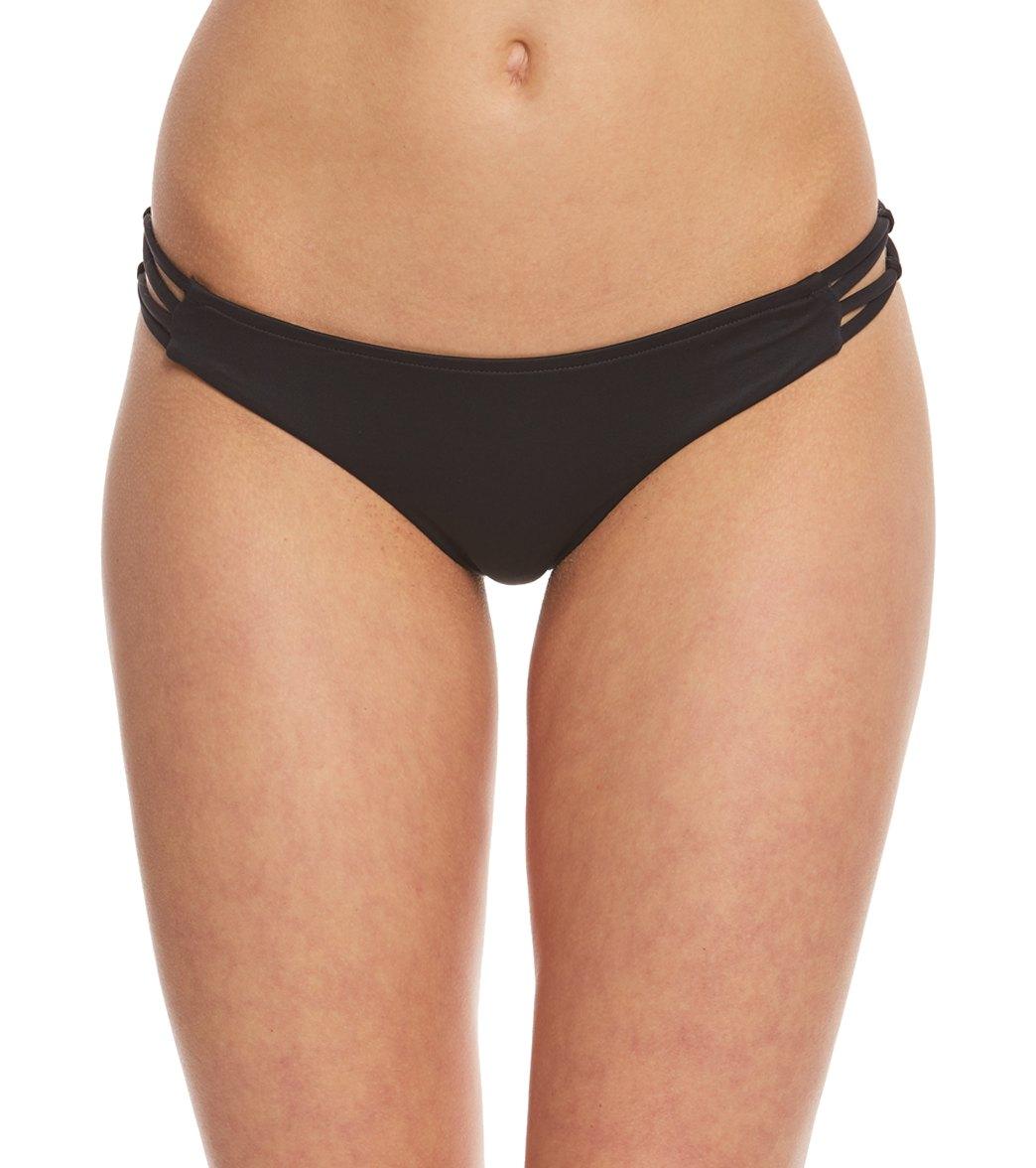 Pucker bikini bottoms