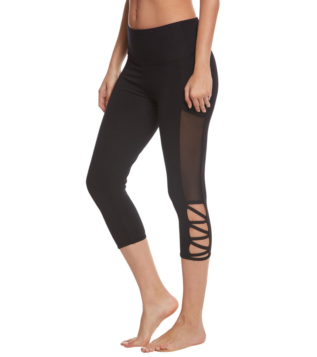 Mesh Yoga Clothes at YogaOutlet.com