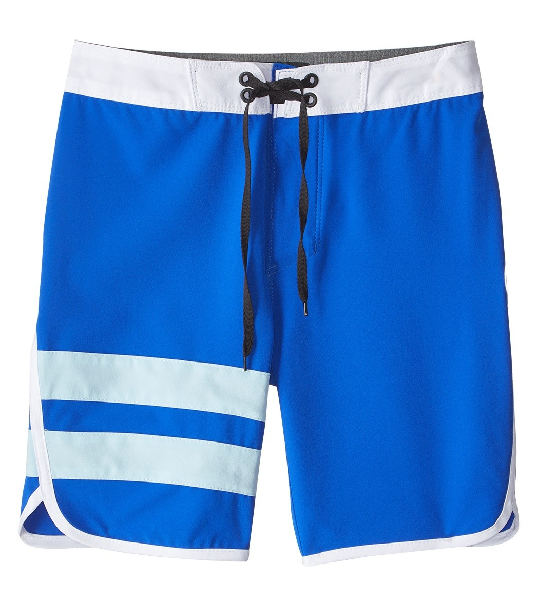 7a93514a9c Hurley Boys' Phantom 30 Solid Block Party Boardshort (8-20) at  SwimOutlet.com - Free Shipping