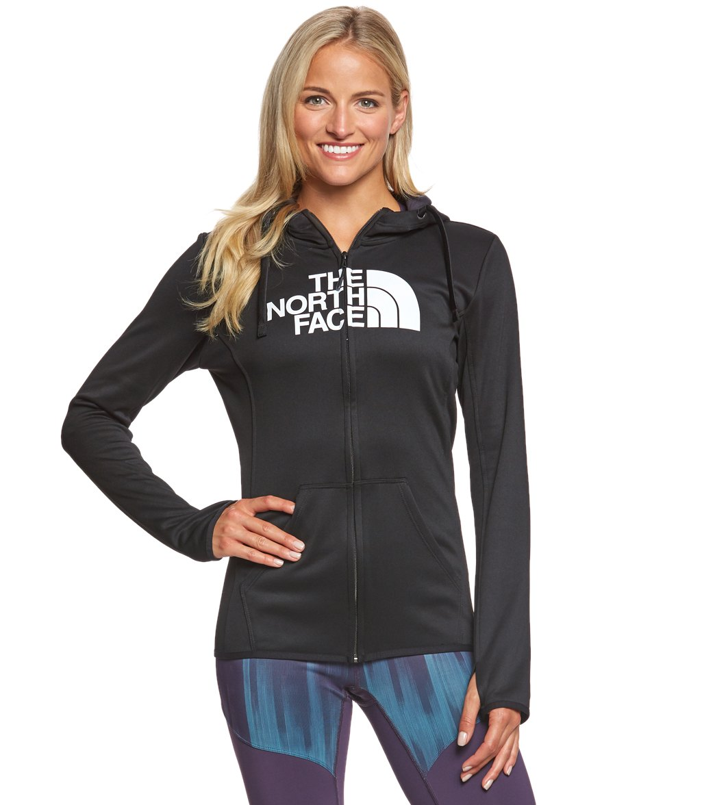 f9bb554cf The North Face Women's Fave Half Dome Full Zip Hoodie