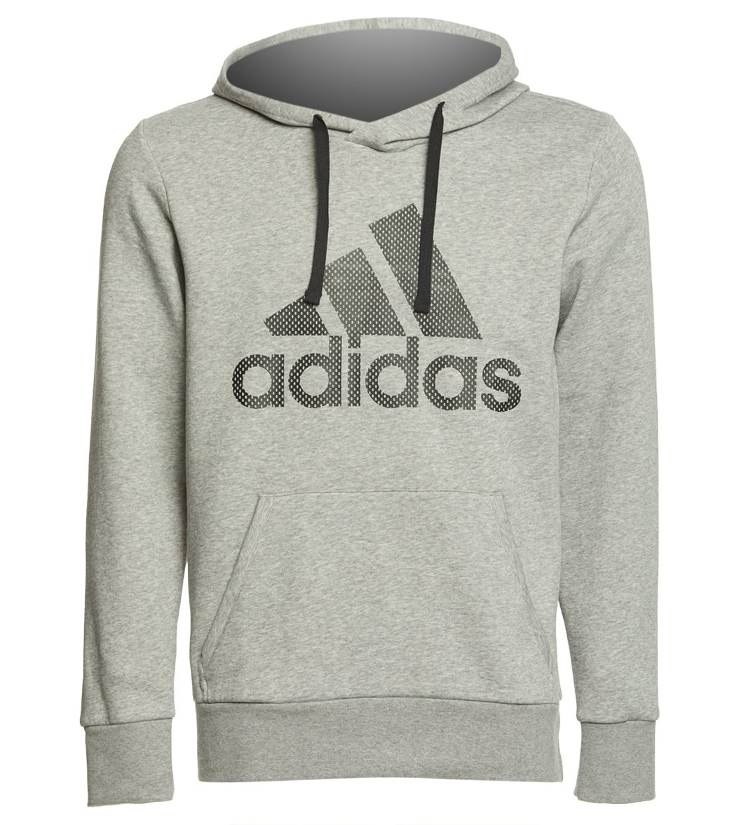 a5ec059656ca2 Adidas Outdoor Men's Essential Cotton Pullover Hoodie Sweatshirt at  SwimOutlet.com - Free Shipping