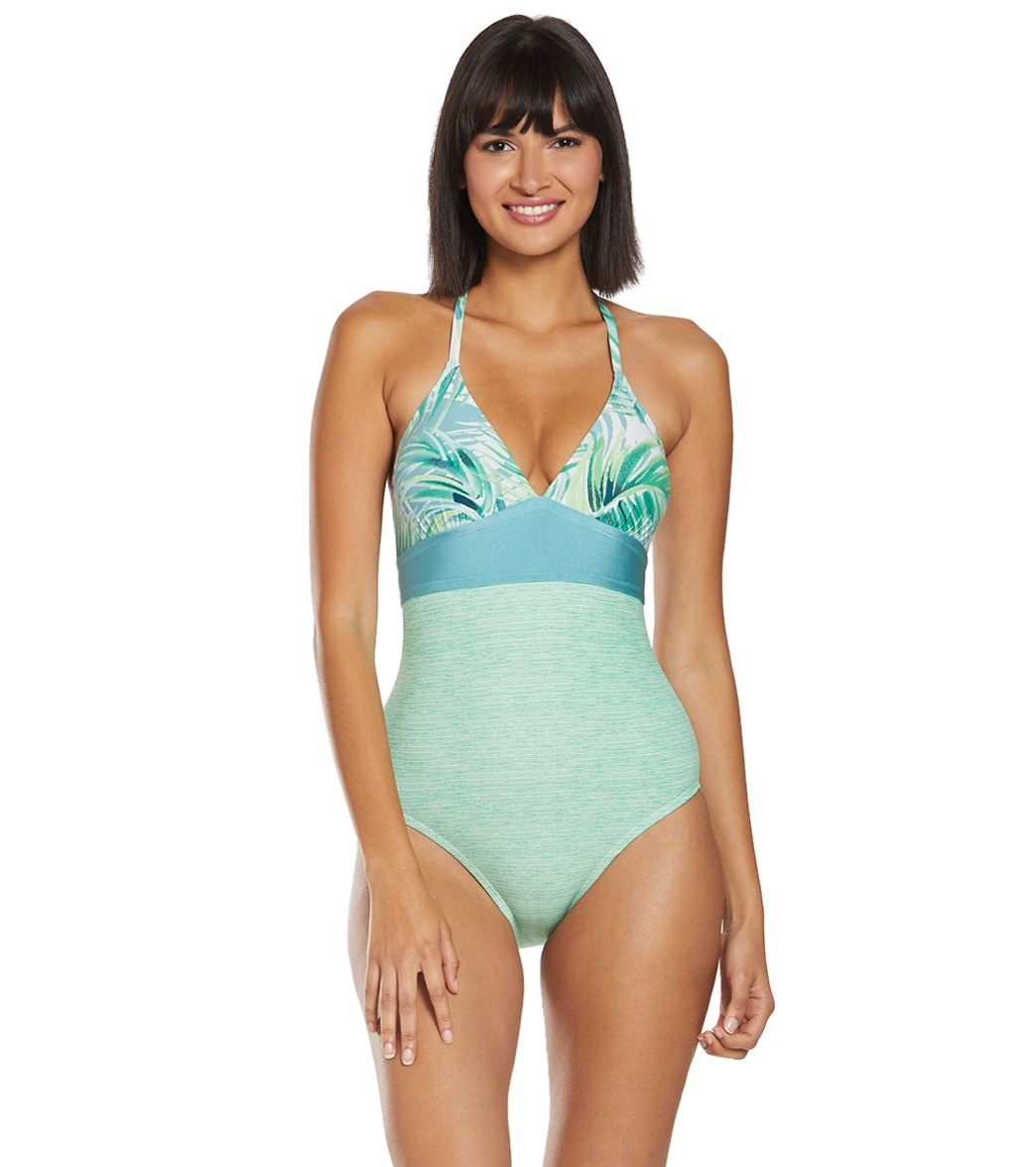 08b2f1e0e4829 Carve Designs Dahlia One Piece Swimsuit at SwimOutlet.com - Free ...