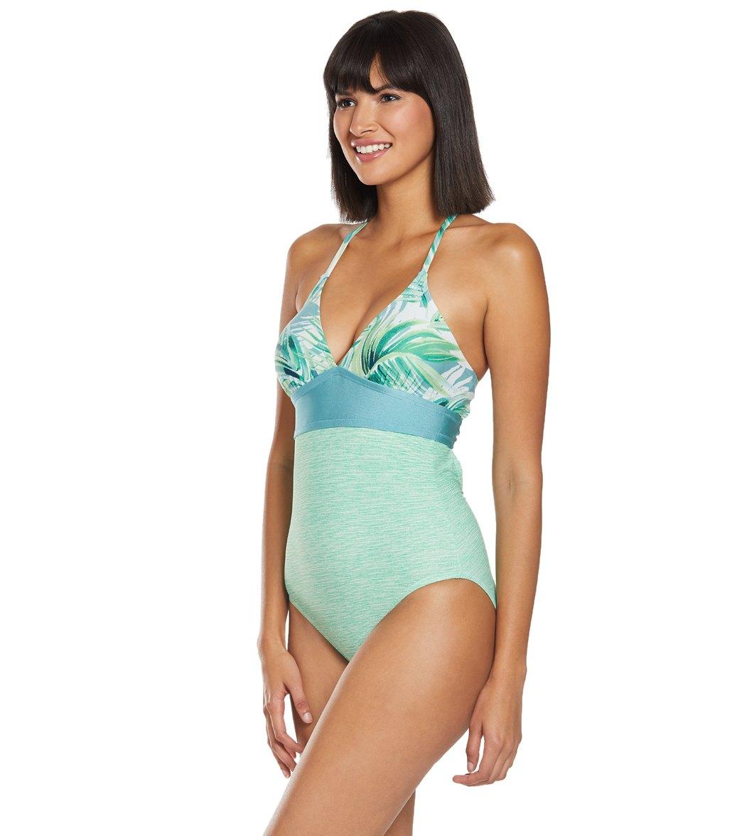 62a02ec18cbea Carve Designs Dahlia One Piece Swimsuit at SwimOutlet.com - Free ...