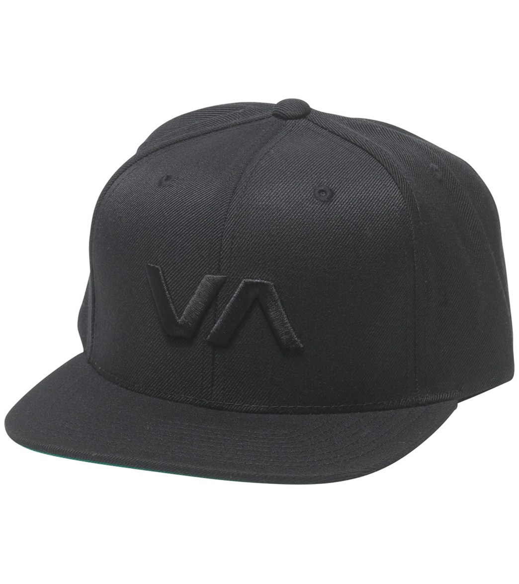 new concept a229c 46e1d RVCA Men s VA Snapback II Hat at SwimOutlet.com