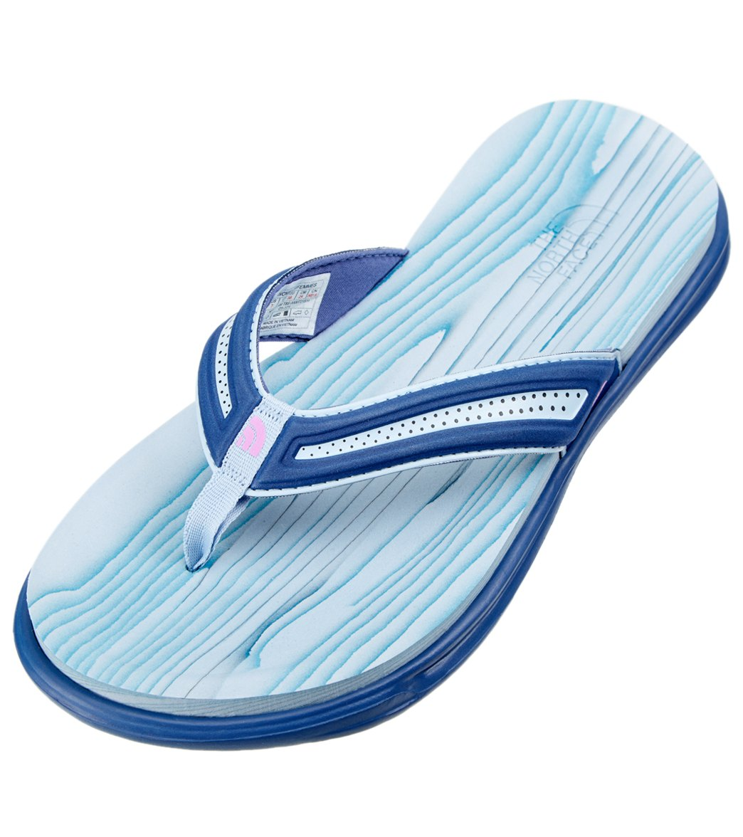 The North Face Women S Base Camp Xtra Foam Flip Flop At