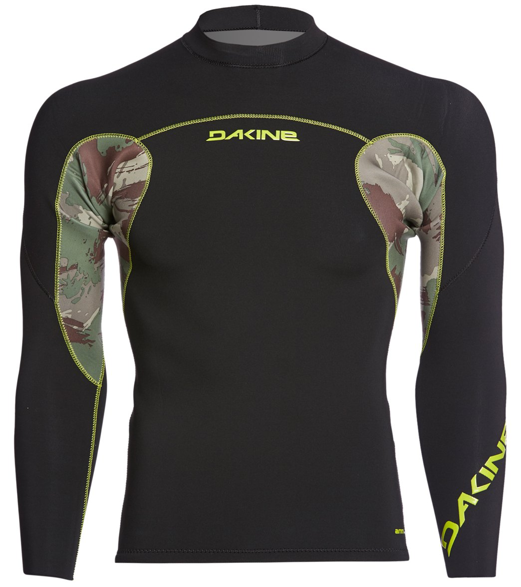 1a2e059e12c4f Dakine Men's 2mm Neo Camo Long Sleeve Neoprene Jacket at SwimOutlet.com - Free  Shipping