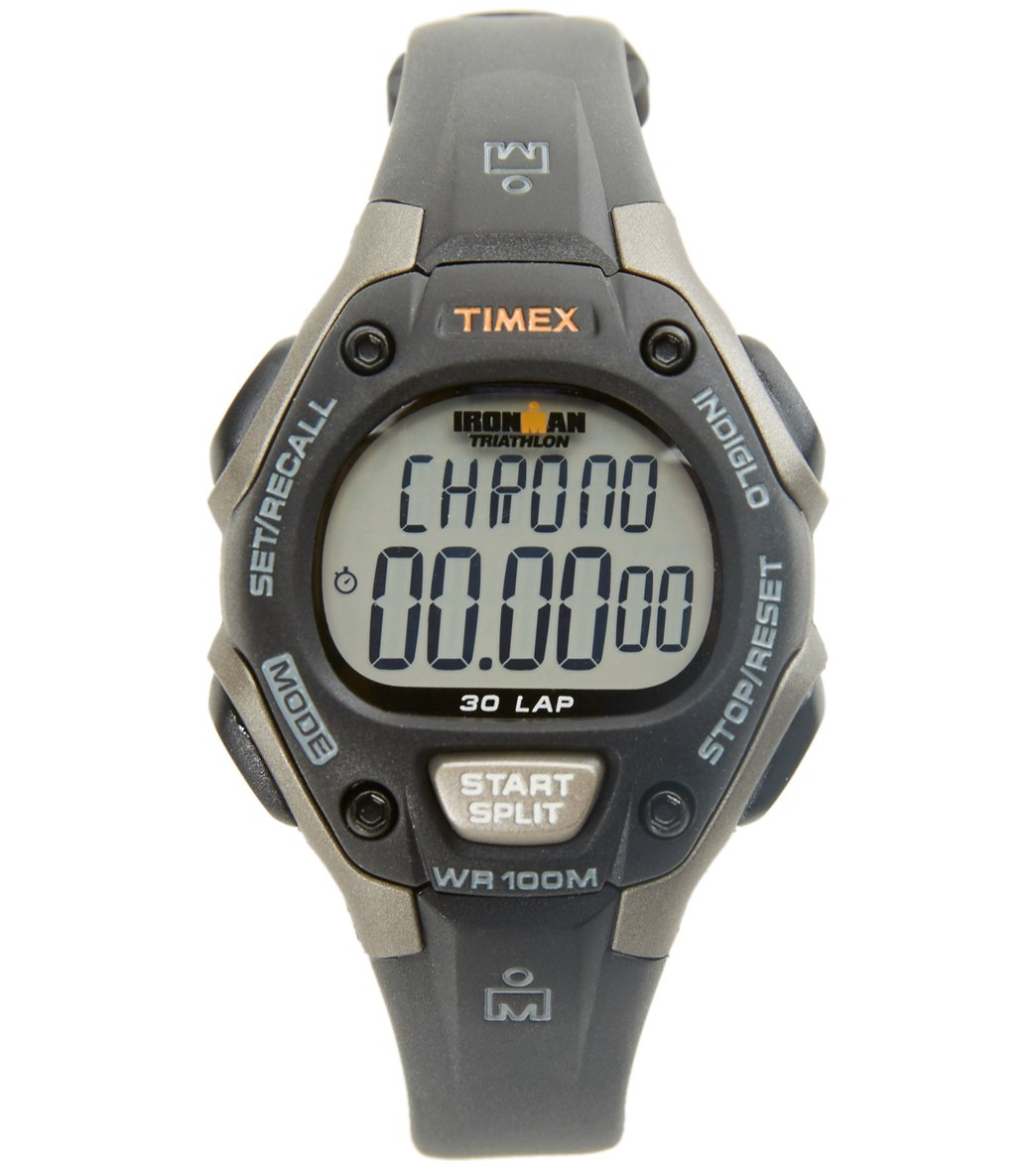 4177cf9d3b05 Timex Ironman Classic 30 Lap Mid Size Sports Watch at SwimOutlet.com - Free  Shipping