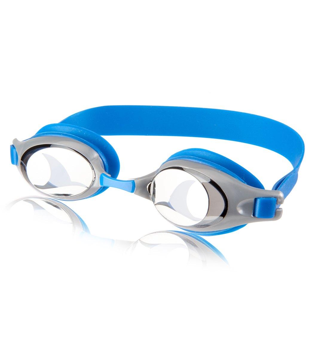 081832020b8 Sporti Antifog Shark Fin Jr. Goggles at SwimOutlet.com