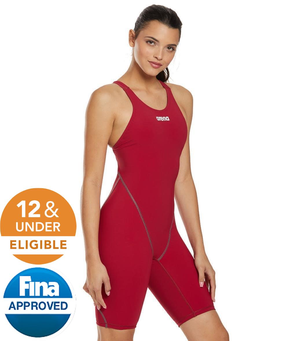 c5b431ad42 Arena Women's Powerskin ST 2.0 Open Back Tech Suit Swimsuit at  SwimOutlet.com - Free Shipping