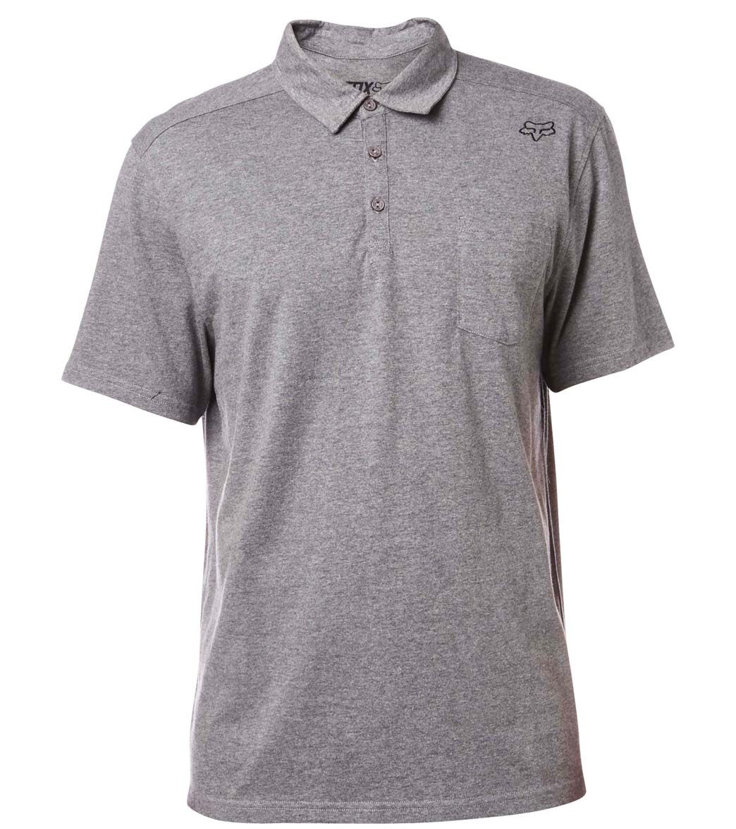 Fox Mens Legacy Polo Shirt At Swimoutlet