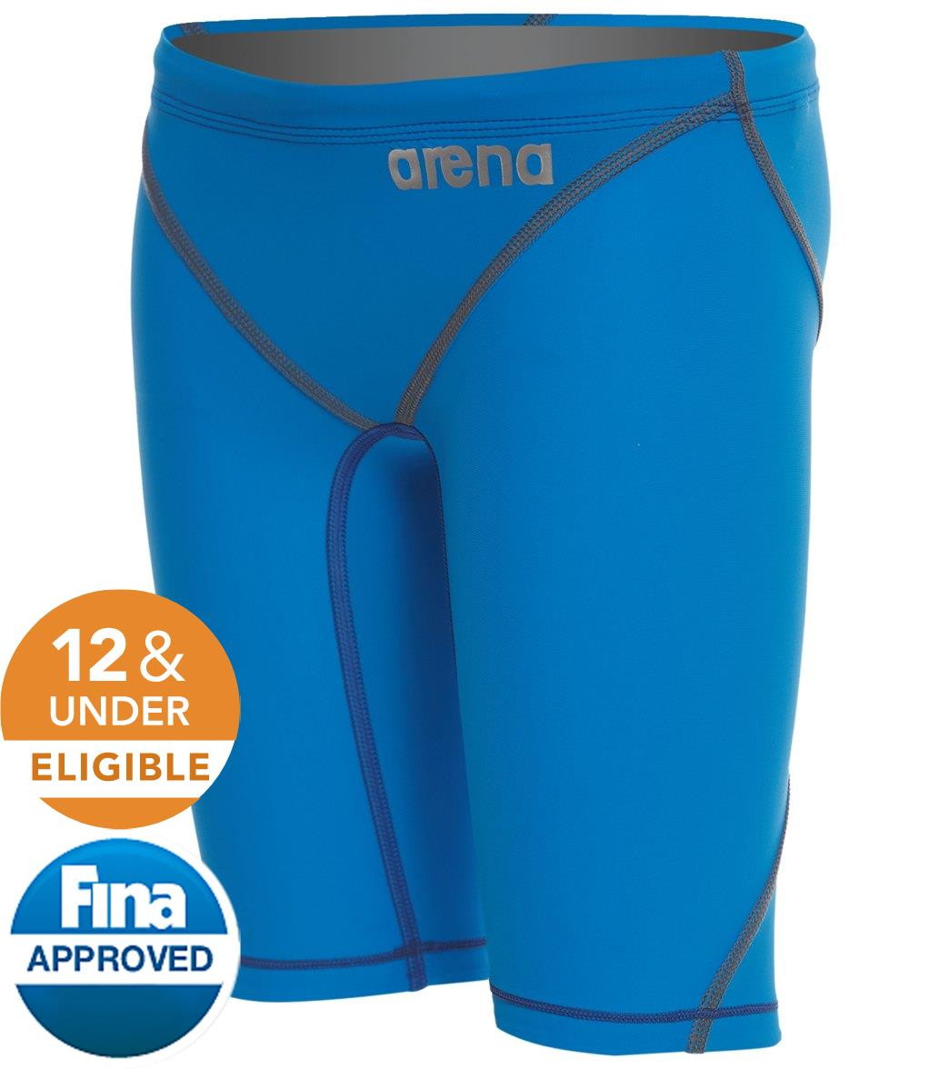 6523bbd8c932f Arena Boys' Powerskin ST 2.0 Jammer Tech Suit Swimsuit at SwimOutlet.com -  Free Shipping