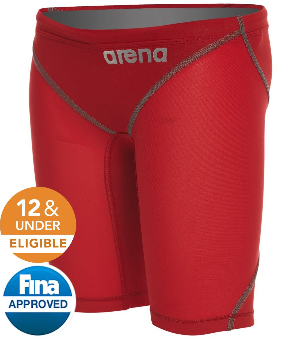 7a8d7b9db2 Arena Boys' Powerskin ST 2.0 Jammer Tech Suit Swimsuit at SwimOutlet.com -  Free Shipping