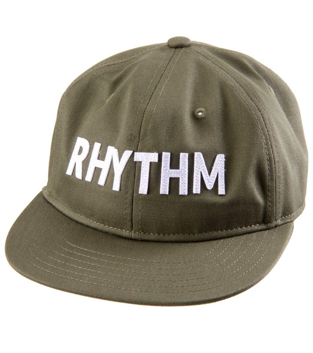 85cc82d9bc7f7 Rhythm Men s Everyday Hat at SwimOutlet.com