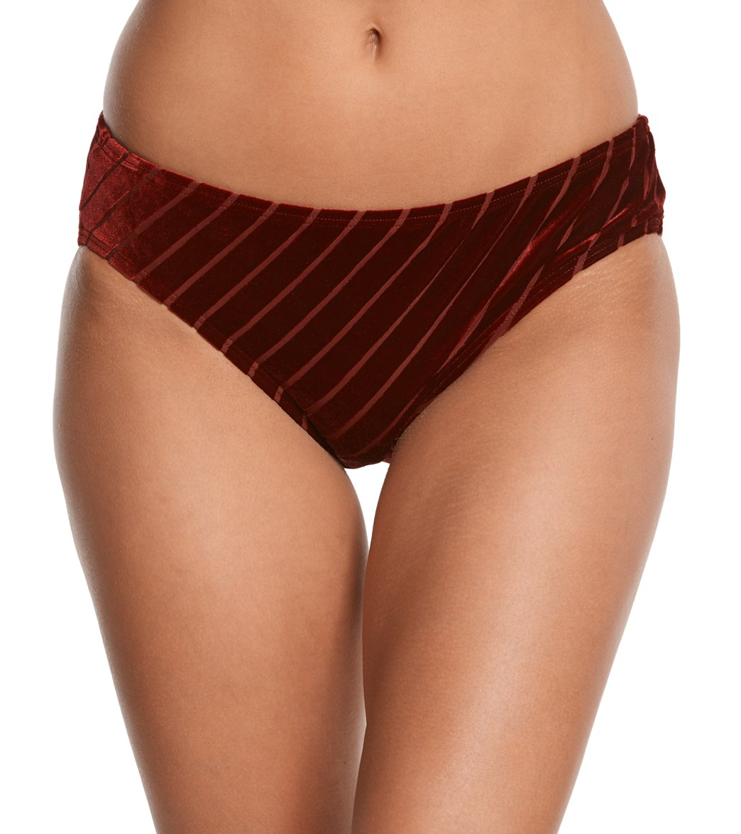 5d42655a0c9 Kenneth Cole Sultry Solids Hipster Bikini Bottom at SwimOutlet.com - Free  Shipping