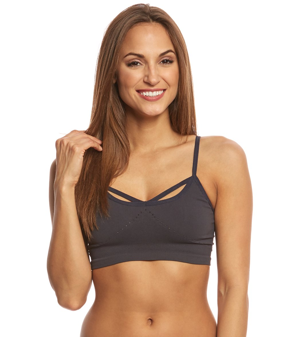 3be01a4b2b Free People Movement Barely There Yoga Sports Bra at YogaOutlet.com
