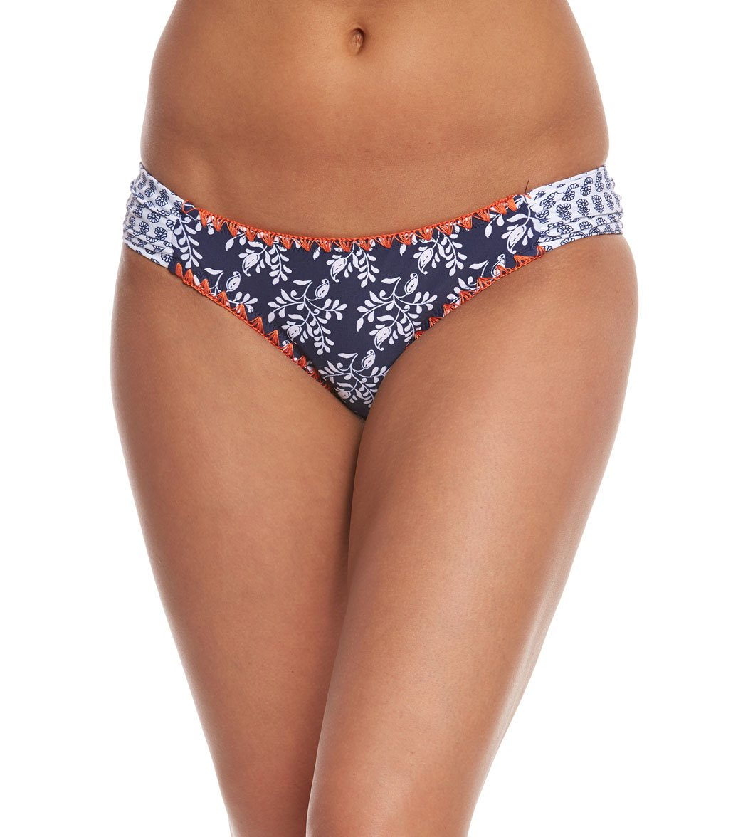 0f4a99ea3a700 Jessica Simpson Swimwear Vine About It Side Shirred Bikini Bottom at ...