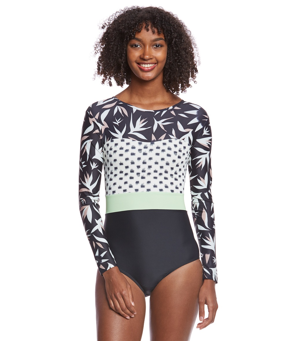 Seea Ebon Hermosa L S Surf Suit at SwimOutlet.com - Free Shipping 40289eaa4