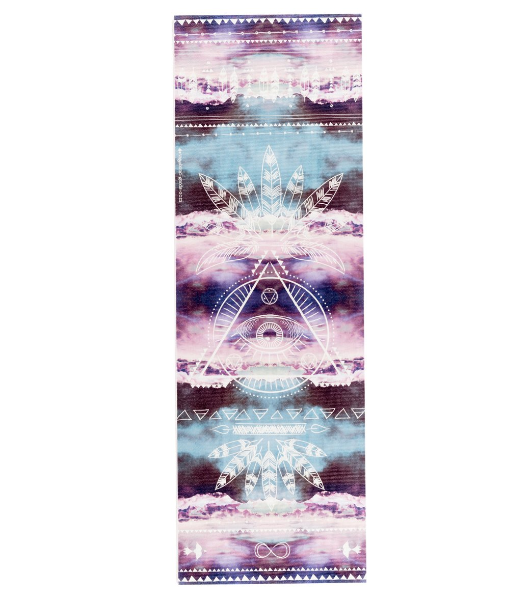 Vagabond Goods Believer Yoga Mat 72 Quot 6 4mm Extra Thick At