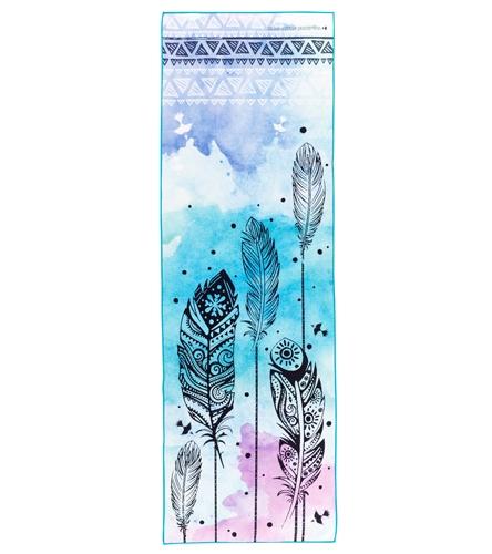 Vagabond Goods Envision Yoga Mat Towel At YogaOutlet.com