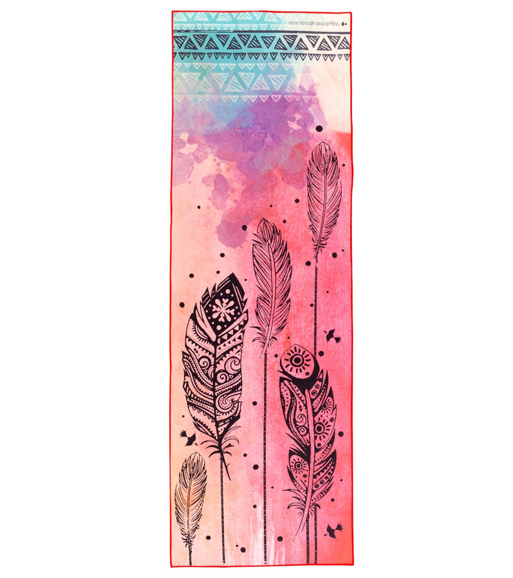 Vagabond Goods Dream Weaver Yoga Mat Towel At Swimoutlet