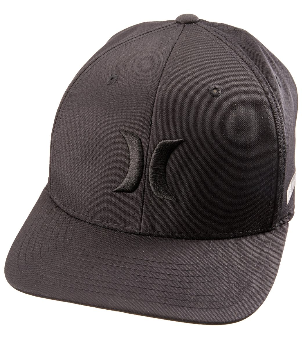 eca5f397df8 Hurley Men s Dri-Fit One   Only Hat at SwimOutlet.com
