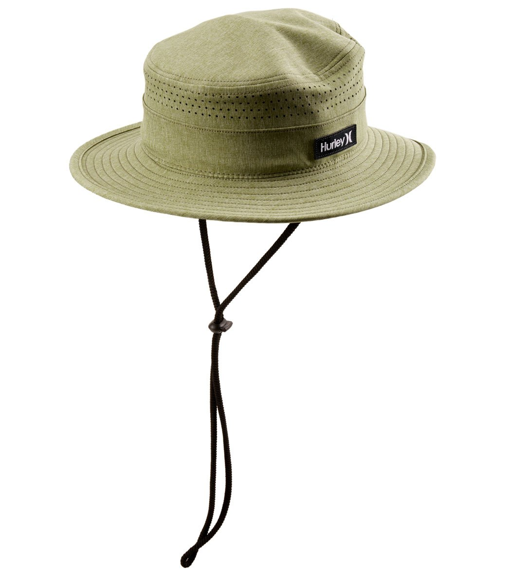 236a3d629dfad Hurley Men s Surfari Hat at SwimOutlet.com