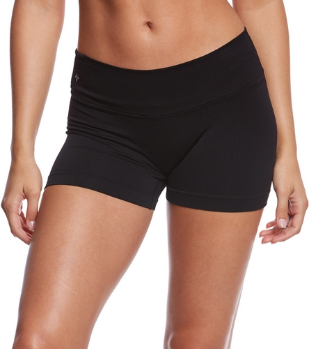 NUX Lilly Seamless Yoga Shorts At YogaOutlet.com