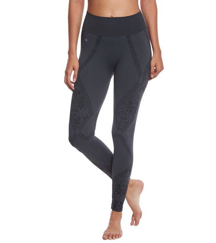 NUX Gia Seamless Yoga Leggings At YogaOutlet.com