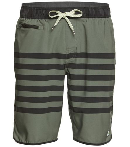 Vuori Men's Banks Micro Dot Yoga Shorts At YogaOutlet.com