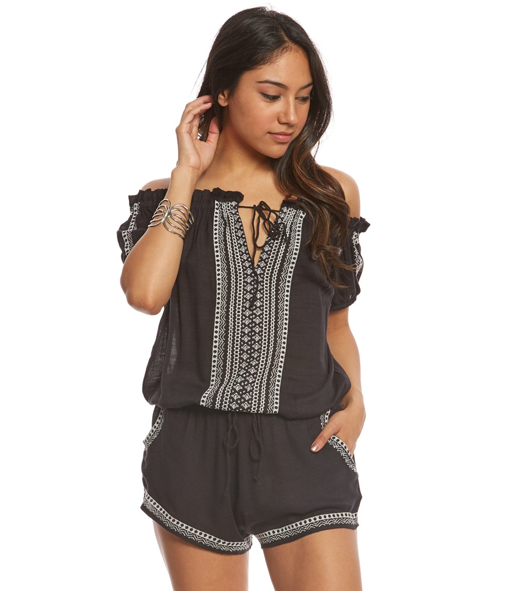 5993cd74e31a Rip Curl Far Out Romper at SwimOutlet.com - Free Shipping