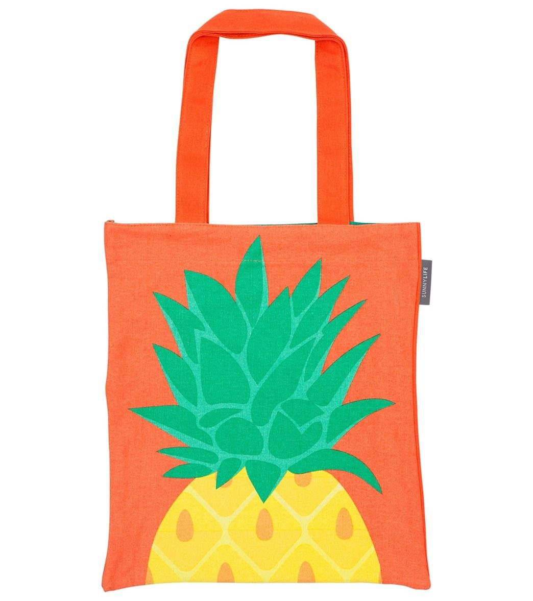 58b28181c7 SunnyLife Pineapple Tote Bag at SwimOutlet.com