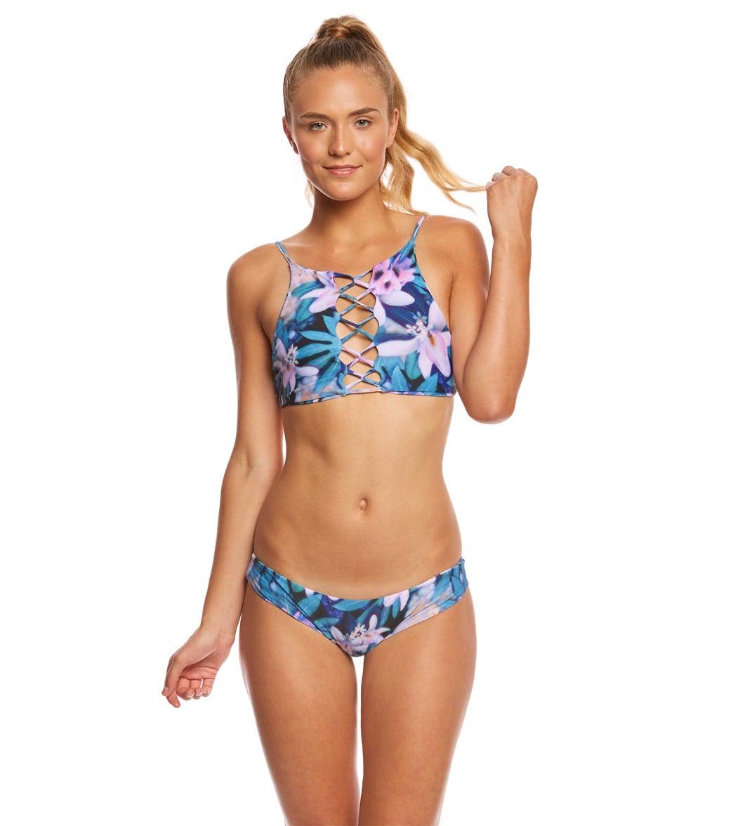 1b52f1ce0afa0 Stone Fox Swim Wonderland Jessie Bikini Bottom at SwimOutlet.com ...
