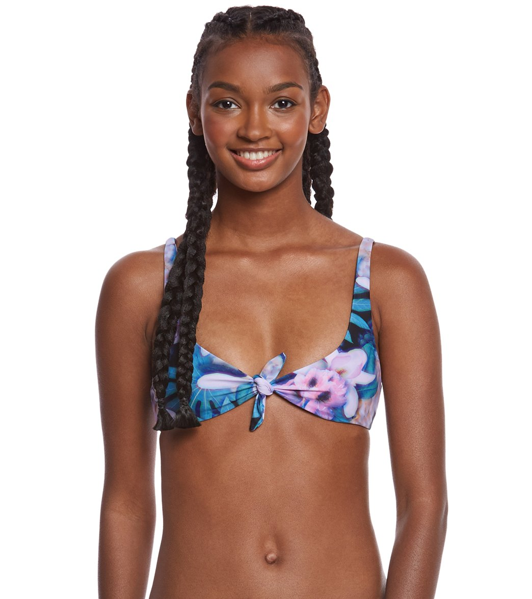 4236807885745 Stone Fox Swim Wonderland Hana Bikini Top at SwimOutlet.com - Free Shipping